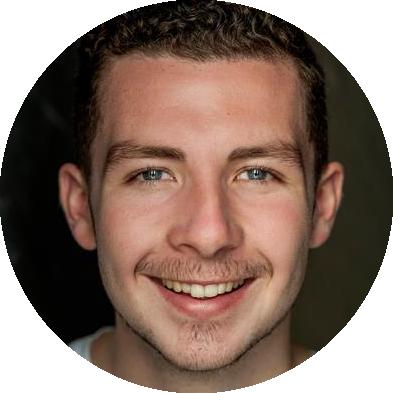 Jack James Ryan male voiceover Headshot