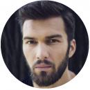 James Tratas Lithuanian voiceover headshot