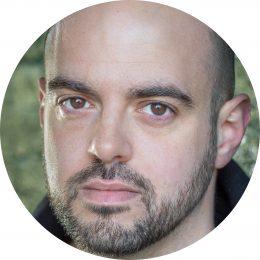 Javier Rasero Spanish Male Voiceover Headshot