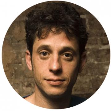 Javier Marzan Spanish voiceover headshot