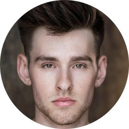 Jay O'Connell US Male Voiceover Headshot