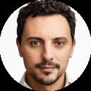 Jean-Baptiste Fillon, French, Male, Voiceover, Headshot