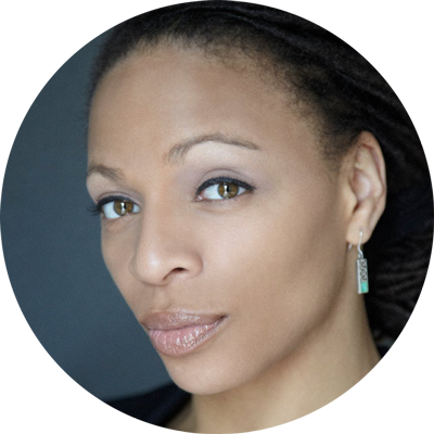Jeanette Robinson female voiceover Headshot