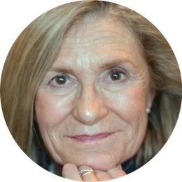 Jennifer Munby Older Female Voiceover Headshot