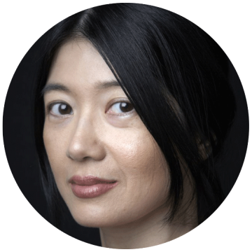 Jennifer Lim Chinese Mandarin voiceover headshot