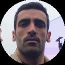 Joao Filipe Ferreira Portuguese male voiceover Headshot