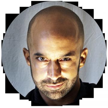 Jorge Balca Portuguese voiceover headshot