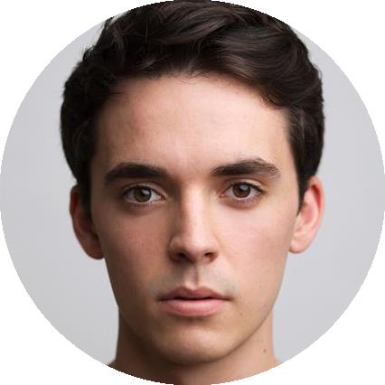 Joshua Akehurst male voiceover Headshot
