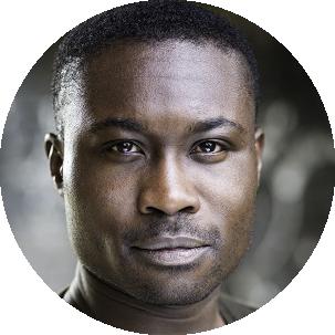 Jude Owusu Twi male voiceover Headshot