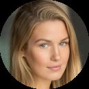 Julia Stubenrauch, Female, German, Voiceover, Headshot