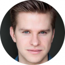 Karl Fredrick Hiemeyer Norwegian male voiceover Headshot