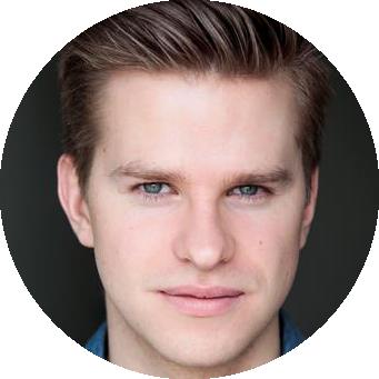 Karl Fredrick Hiemeyer Norwegian male voiceover Headshot