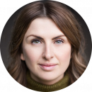 Kate Elis, Female, Welsh, New, Voiceover, Headshot