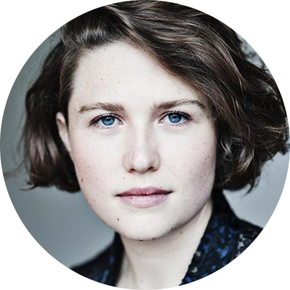 Kate Handford female voiceover Headshot