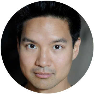 Kevin Shen voiceover headshot