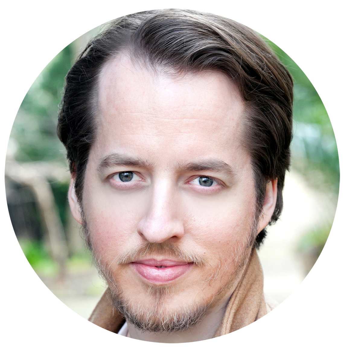 Klemens Koehring German voiceover headshot