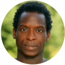 Kobna Holdbrook Smith voiceover headshot