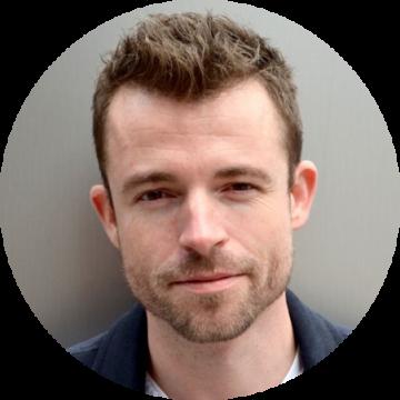 Kris Verle Flemish male voiceover Headshot