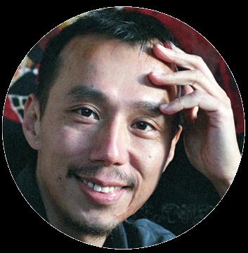Kuei Lin HsuMandarin male voiceover headshot