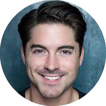 Kyle James US male voiceover Headshot