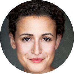 Laïla Alj Arabic French Female Voiceover Headshot