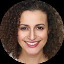 Laila Alj French Arabic female voiceover Headshot