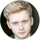 Lewys Taylor voiceover headshot