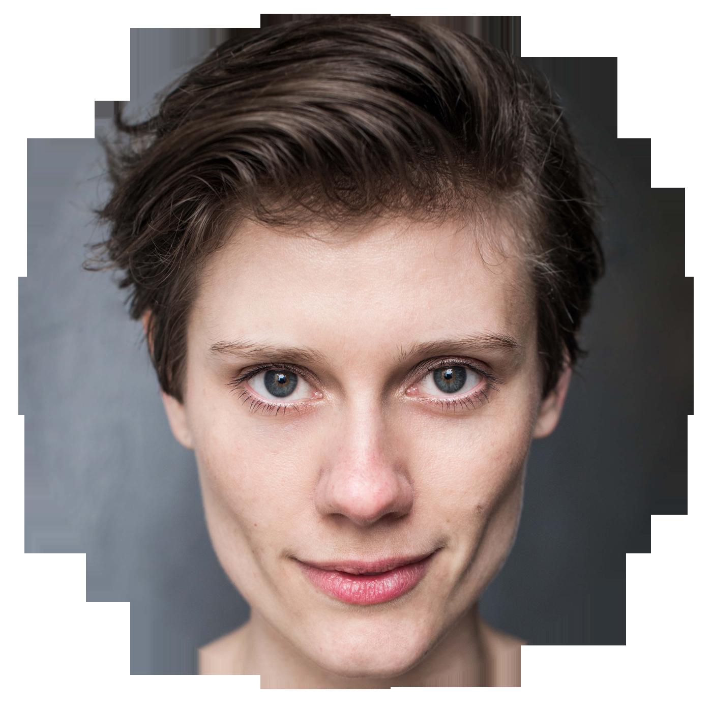 Lise Aagaard Knudsen Danish voiceover headshot