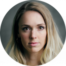 Liv Austen, New, Female, Norwegian, Voiceover, Headshot