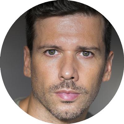 Livio Salvi Italian male voiceover Headshot