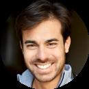 Luca Armato Italian male voiceover Headshot