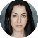 Lydia Hyden, New, Female, Voiceover, Spanish, Headshot