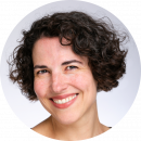 Madeleine Machado, Portuguese, Female, Voiceover, Headshot