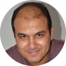Mahmoud Abdulaal Arabic male voiceover Headshot