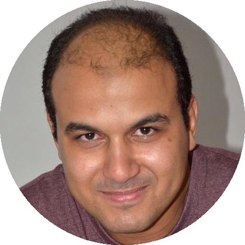 Mahmoud Abdulaal Arabic male voiceover Headshot