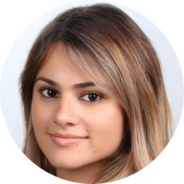 Majd Rbaihat Arabic Female Voiceover Headshot