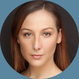 Marina Pratt US Female Voiceover Headshot