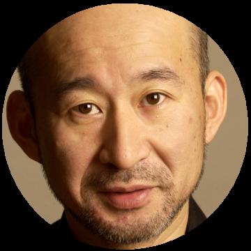Masashi Fujimoto Japanese voiceover headshot