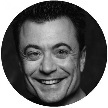 Massimo Marinoni Italian voiceover headshot
