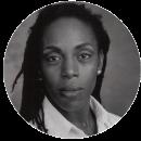 Maureen Hibbert Black British female voiceover headshot