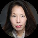 Meg Kubota, Japanese, Female, Voiceover, Headshot
