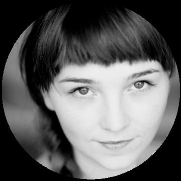 Melkorka Oskarsdottir Icelandic voiceover headshot