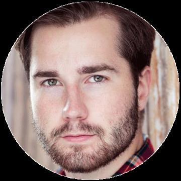 Michael Hillberg Swedish male voice over headshot
