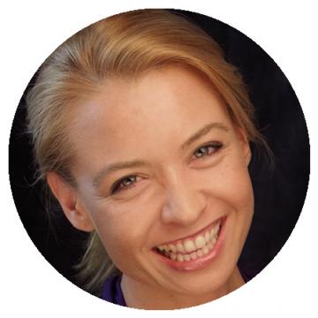 Michelene Heine Afrikaans voiceover headshot