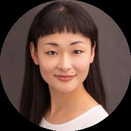 Misa Koide, New, Female, Japanese, Voiceover, Headshot