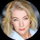 Monica Sik Holm, New, Norwegian, Female, Voiceover, Headshot