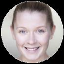 Monika Lindeman Finnish female voiceover headshot