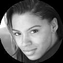 Nakeba Buchannan Black British female voiceover Headshot