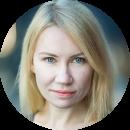 Natallia Bulynia, Russian, Female, Voiceover, Headshot
