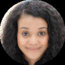 Natasha Cottrial Black British female voiceover Headshot